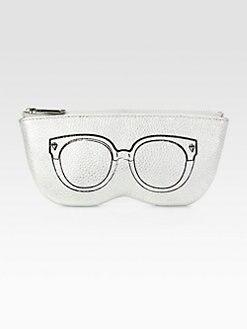Rebecca Minkoff - Leather Sunglasses Pouch