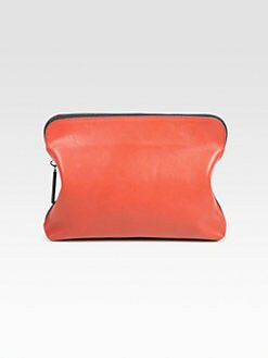 3.1 Phillip Lim - 31 Minute Two Tone Cosmetic  Zip Bag