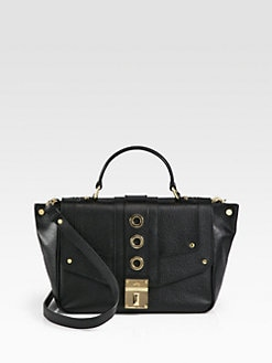 Milly - Harper Convertible Top Handle Bag