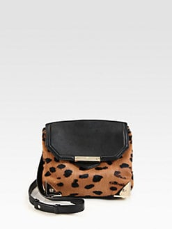 Alexander Wang - Marion Mini Haircalf Shoulder Bag