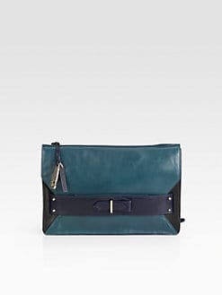 10 Crosby Derek Lam - Colorblock Clutch
