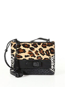 10 Crosby Derek Lam - Haircalf Mini Crossbody