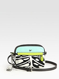 Diane von Furstenberg - Milo Printed Mini Crossbody