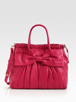 RED Valentino - Bow Frame Satchel