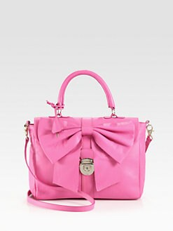 RED Valentino - Bow Top Handle Bag