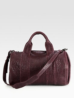 Alexander Wang - Rocco Dumbo Satchel