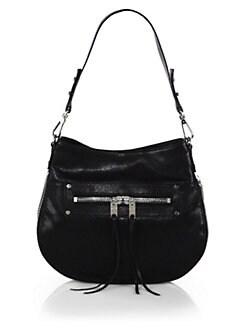 MILLY - Riley Bucket Shoulder Bag