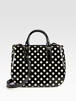 Kate Spade New York - Sylvie Patent Leather Satchel