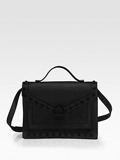 Loeffler Randall - Rider Studded Satchel