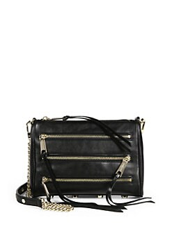 Rebecca Minkoff - Mini Convertible Zip Clutch