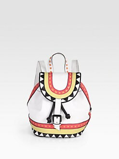 Sophia Webster - Ziggy Rucksack Leather Backpack