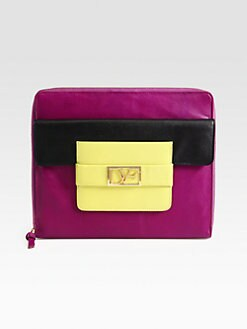 Diane von Furstenberg - Metro Colorblock Case for iPad