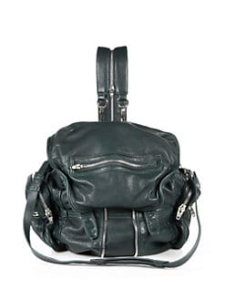 Alexander Wang - Marti Convertible Leather Backback