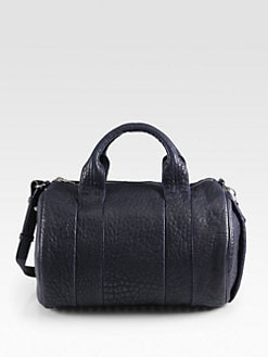 Alexander Wang - Rocco Pebble Lamb Satchel