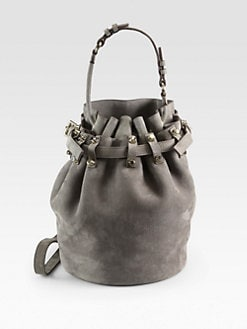Alexander Wang - Diego Nubuck Bucket Bag