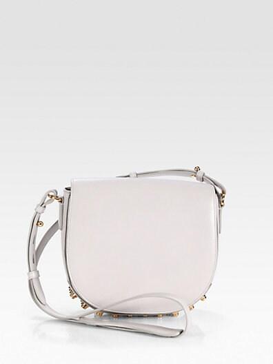 Lia Small Messenger Shoulder Bag