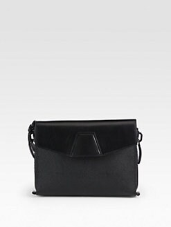 Alexander Wang - Lydia Stingray-Embossed Leather Clutch