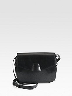 Alexander Wang - Multi-Textured Leather Shoulder Bag