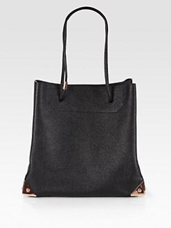 Alexander Wang - Prism Pebble-Textured Leather Tote