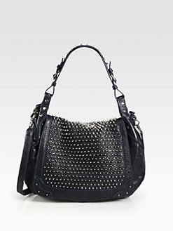 Rebecca Minkoff - Moonstruck Studded Hobo