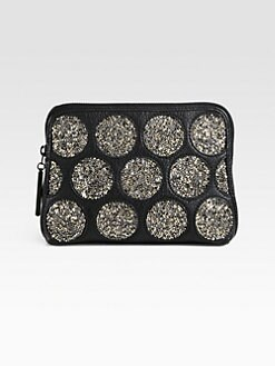 3.1 Phillip Lim - 31 Second Crystal-Coated Pouch
