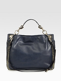 Rebecca Minkoff - Mini Luscious Studded Hobo Bag