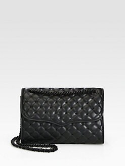 Rebecca Minkoff - Studded Quilted Affair Shoulder Bag