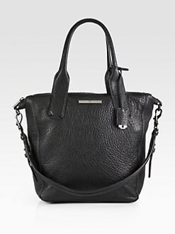 McQ Alexander McQueen - Stepney Leather Tote