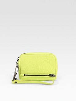 Alexander Wang - Fumo Leather Wristlet