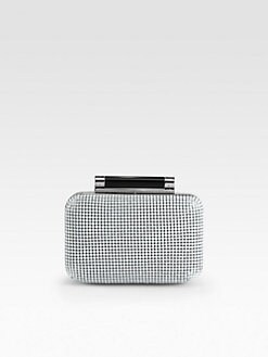 Diane von Furstenberg - Tonda Chain Mail Clutch