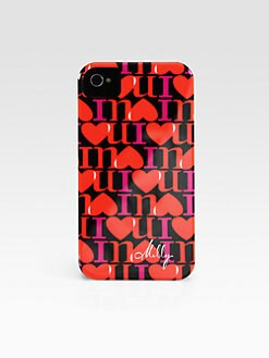 Milly - I Love You Hardcase for iPhone 4/4s