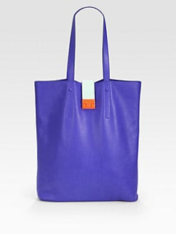 Loeffler Randall - Colorblock Locker Tote