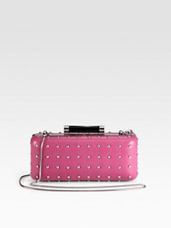 Diane von Furstenberg - Tonda Studded Clutch