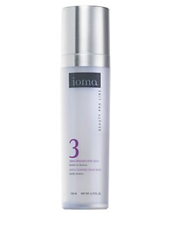 ioma - Gentle Cleansing Cream Water/4.75 oz.