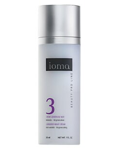 ioma - Generous Night Cream/1 oz.