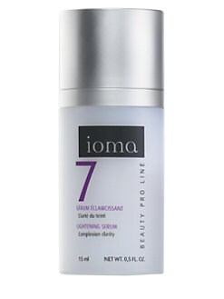ioma - Lightening Serum/0.5 oz.