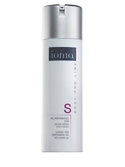 ioma - Slimming & Contouring Performance Gel/4.9 oz.