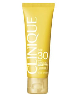 Clinique - Sun SPF 30 Face Cream/1.7 oz.