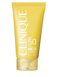 Clinique - Sun SPF 50 Body Cream/5 oz.