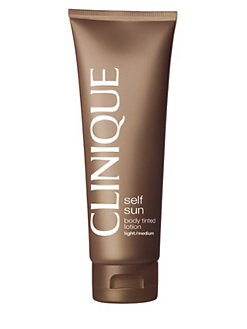 Clinique - Self Sun Body Tinted Lotion - Light/Medium