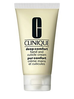 Clinique - Deep Comfort Hand & Cuticle Cream/2.5 oz.