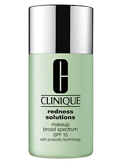 Clinique - Redness Solutions Makeup SPF 15 with Probiotic Technology/1 oz.
