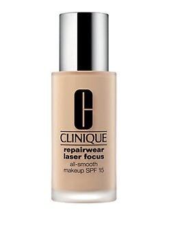 Clinique - Repairwear Laser Focus All-Smooth Makeup SPF 15/1 oz.