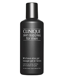 Clinique - Clinique M-Shave Aloe Gel