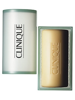 Clinique - Facial Soap wtih Dish, Oily Skin/5.2 oz.