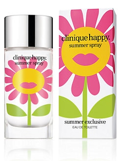 Clinique - Clinique Happy Summer Spray/3.4 oz.