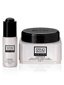 Erno Laszlo - Luminous Dual Phase Vitamin C Peel/1.7 oz.