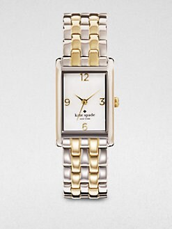 Kate Spade New York - Cooper Two-Tone Watch