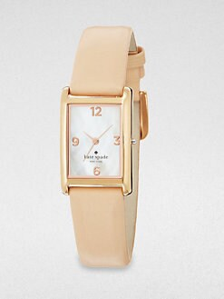 Kate Spade New York - Cooper Rose Goldtone Watch