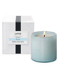 Lafco - Bathroom/Marine Glass Candle